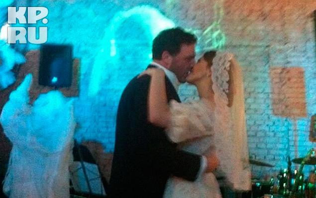 Ксения Собчак вышла замуж - видео со свадьбы