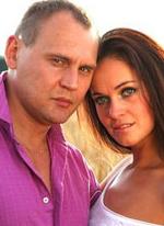 Первое фото беременной жены Степана Меньщикова