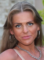 Жена Михаила Терехина