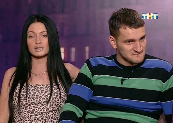 Алексей Самсонов и Евгения Феофилактова