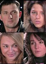 Сергей Сичкар заселился сразу с тремя девушками