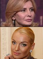 Агиболову старшую сравнили с Волочковой