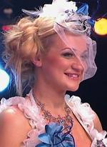 Валерия Мастерко в третьем этапе конкурса Мисс Воздушное Очарование