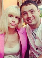Мама Алианы Устиненко приехала для знакомства с Гобозовым
