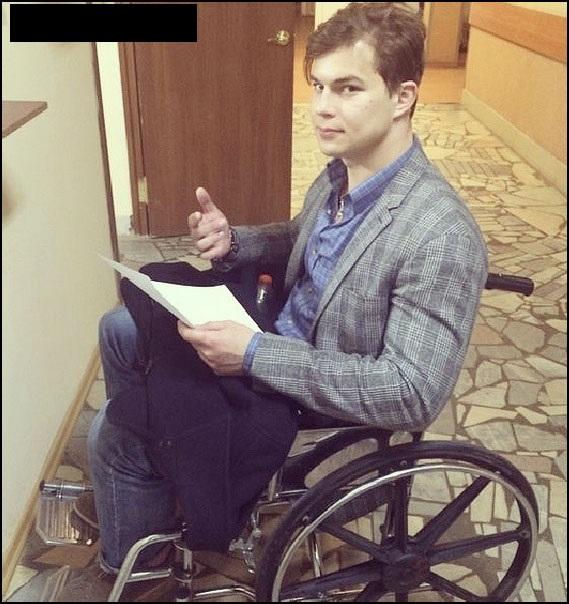 Илья Григоренко угодил в больницу
