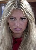 Анна Кудимова так и не научилась краситься