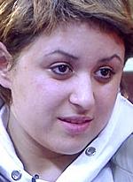 Анна Белякова засветила промежность