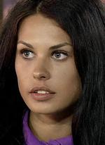 Едва Ирина Пинчук приехала на Поляну, как у неё появилась серьёзная конкурент