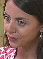 Ольга Рапунцель почти анорексичка