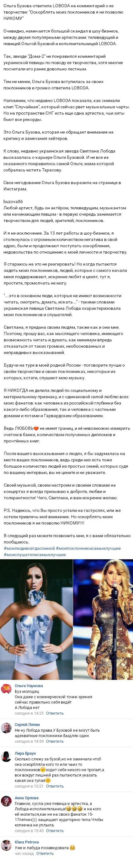 Между Ольгой Бузовой и Светланой Лободой разгорелась война в сети