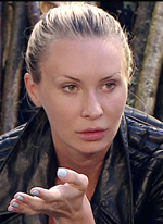 Элина Карякина от души полила грязью Александра Задойнова