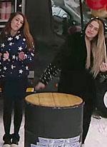Анастасия Балинская разделась догола прямо на лобном месте