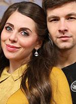 Ольгу Рапунцель вместе с новорожденной дочерью выписали из роддома