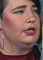 Александра Черно рискнула назвать свой реальный вес