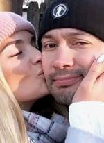 Андрей Черкасов и Кристина Ослина узаконили свои отношения в тайне от всех