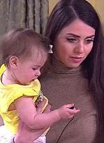 Рапунцели нагло наживаются на маленькой дочери