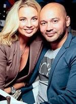 Видео с роскошной свадьбы Андрея Черкасова и Кристины Ослиной