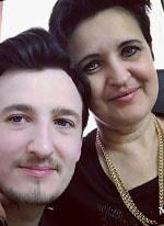 Мать Влада Кадони вышла замуж в третий раз