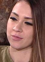 Алёна Савкина раздвинула ноги прямо во время съемок