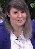 Александра Черно продемонстрировала свою необъятную пятую точку