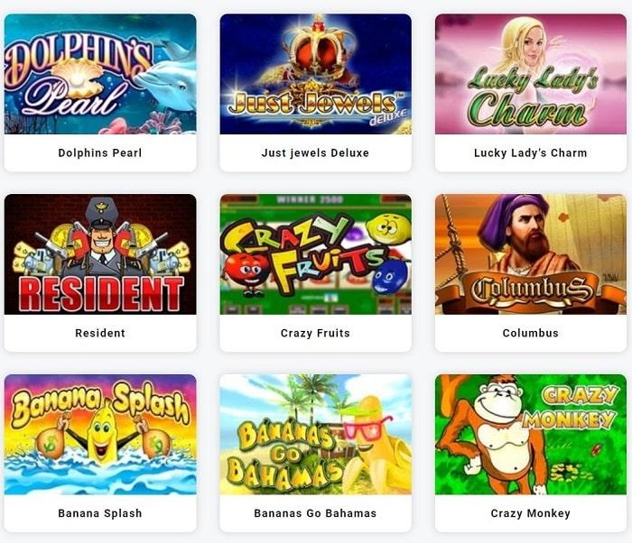 Игровые автоматы с выводом на myloveslot.com