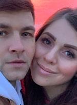 Дмитрий Дмитренко намекнул, что Ольга Рапунцель уже рожает