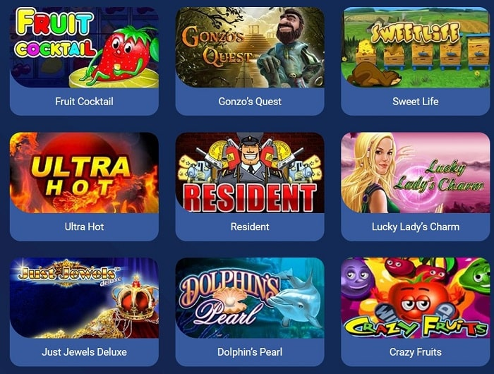 Все об азартных играх и казино на money-gamez.com